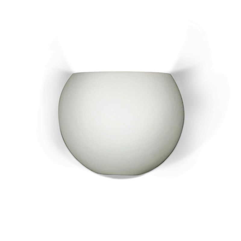 A19 1601 Bonaire One Light Wall Sconce from the Islands of Light Collection
