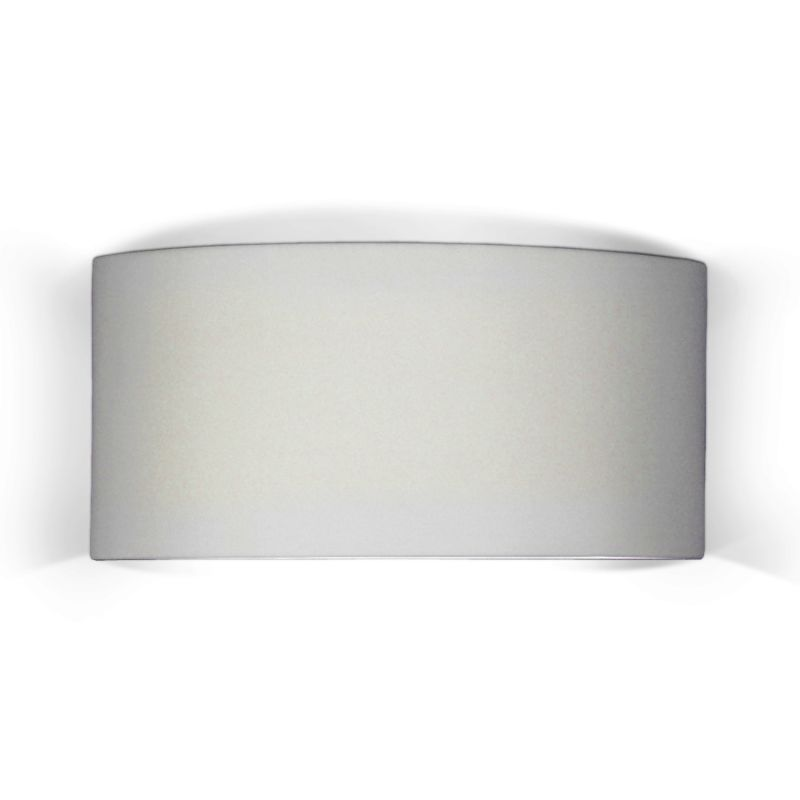 A19 1701 One Light 14 12 Wide Bathroom Fixture from the Islands of Light Colle