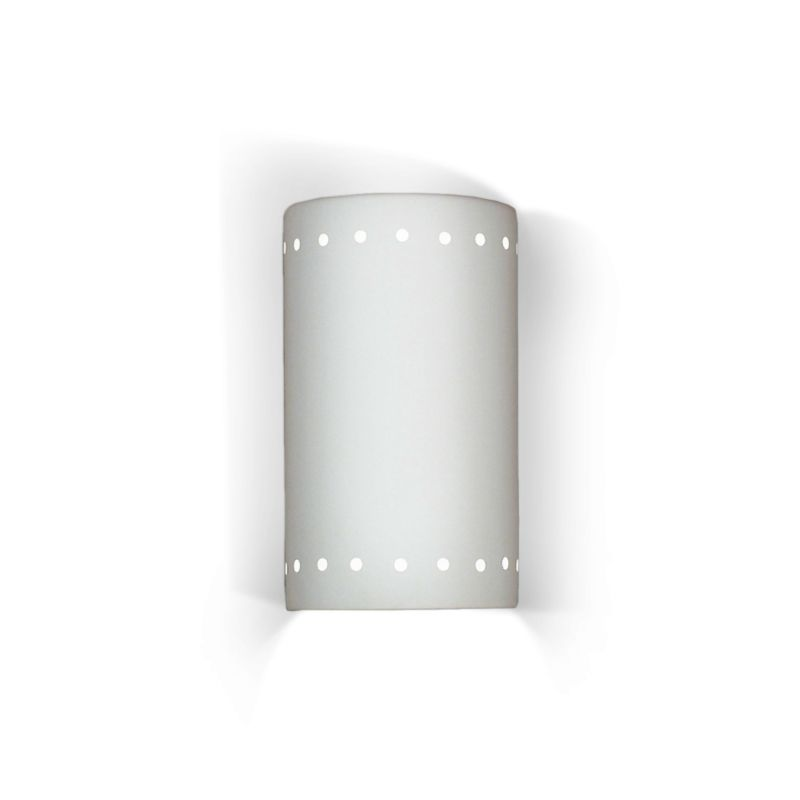 A19 206 775 Wide Gran Delos One Light Wall Sconce from the Islands of Light