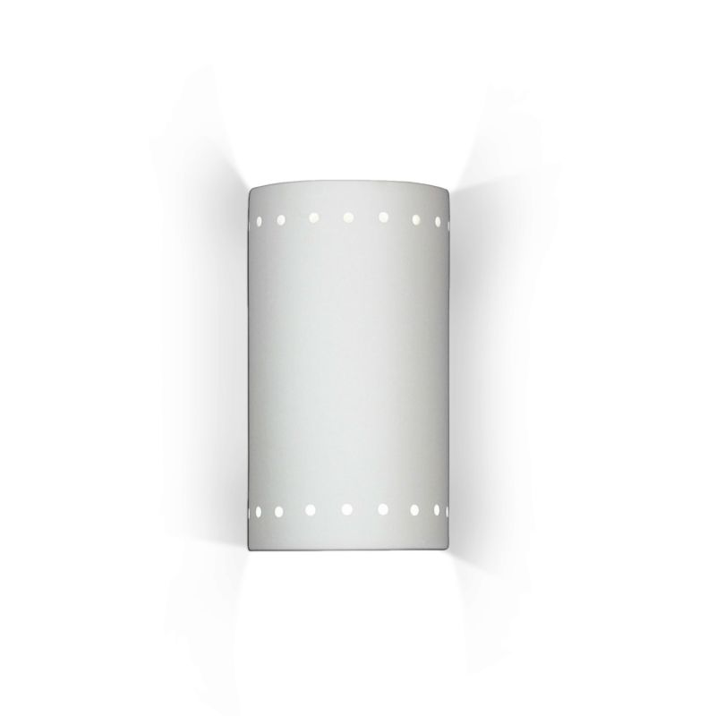 A19 207 Melos One Light Wall Sconce from the Islands of Light Collection