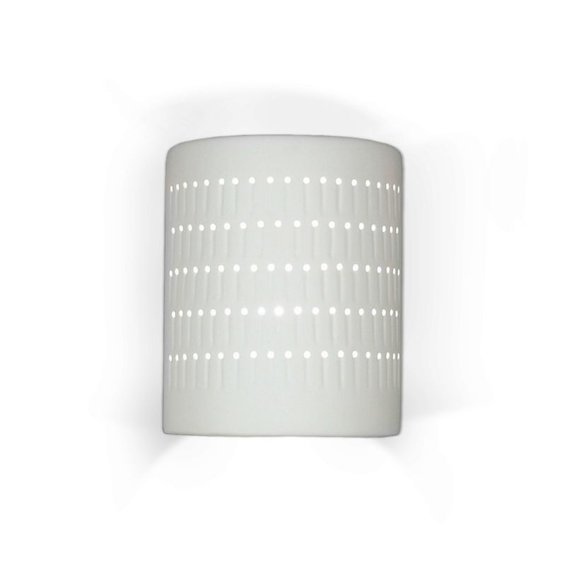 A19 209 Khios One Light Wall Sconce from the Islands of Light Collection
