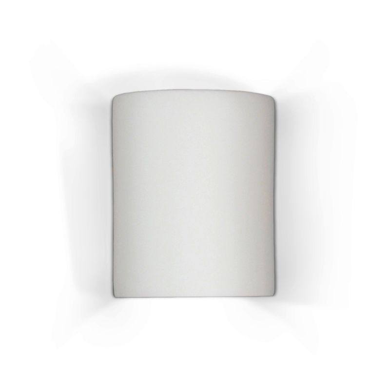 A19 211 Leros One Light Wall Sconce from the Islands of Light Collection
