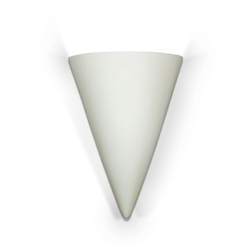 A19 801 Icelandia One Light Wall Sconce from the Islands of Light Collection