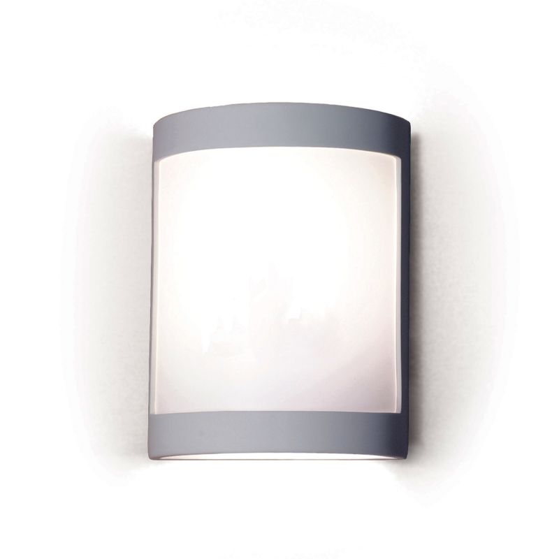 A19 F200 Contemporary Sconce Lucidity from the Silhouette Collection