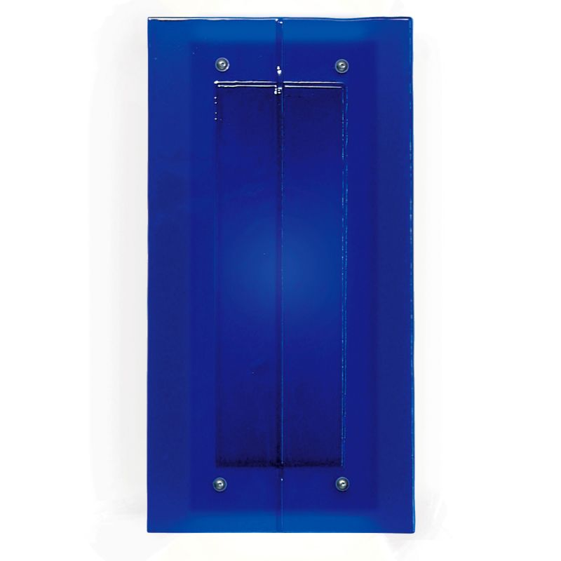 A19 G2BADA Vivid ADA One Light Wall Sconce from the Jewel Collection