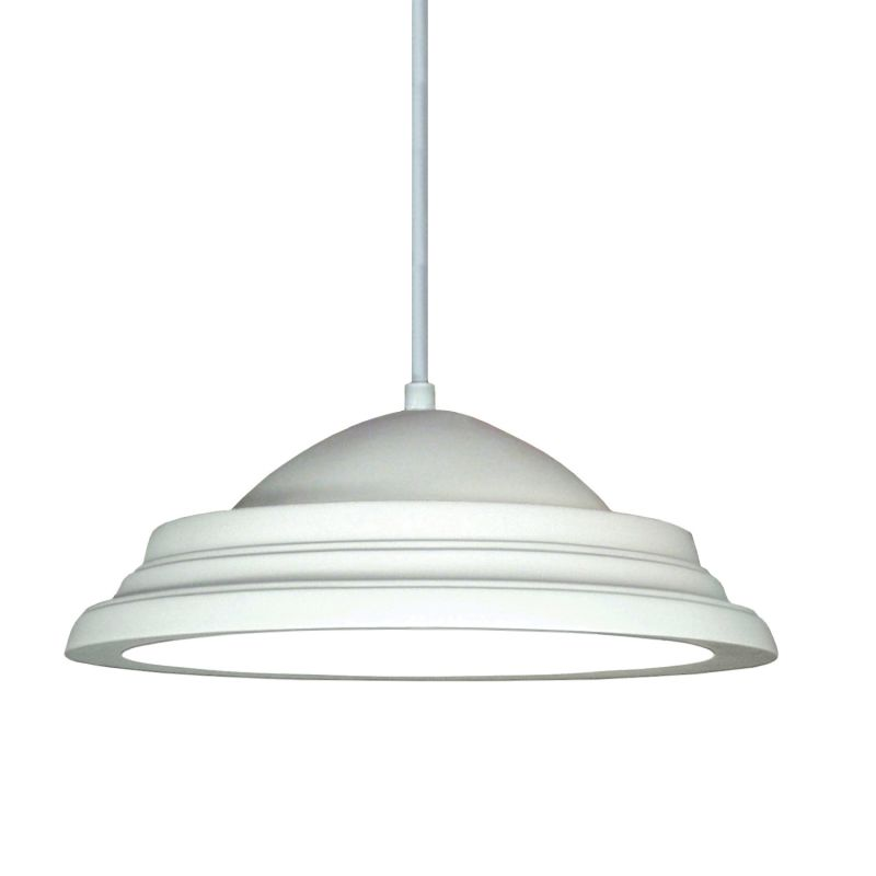 A19 P101 Minorca One Light Pendant from the Islands of Light Collection