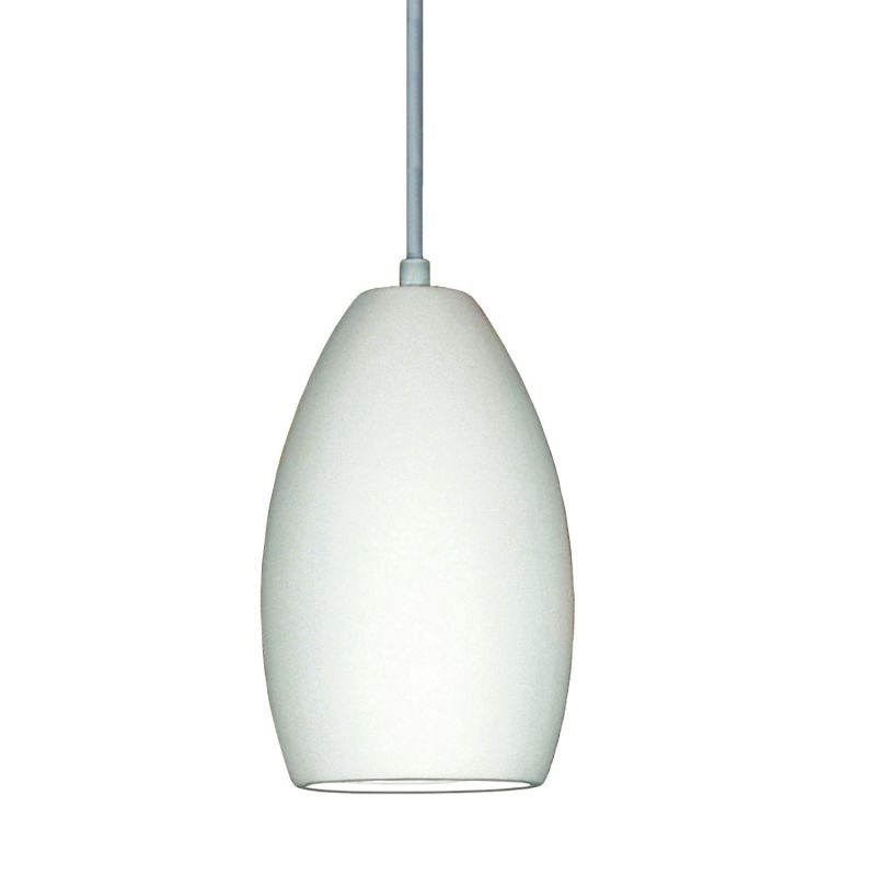 A19 P1501 Antigua One Light Pendant from the Islands of Light Collection