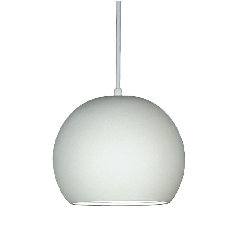 A19 P1601 Bonaire One Light Pendant from the Islands of Light Collection