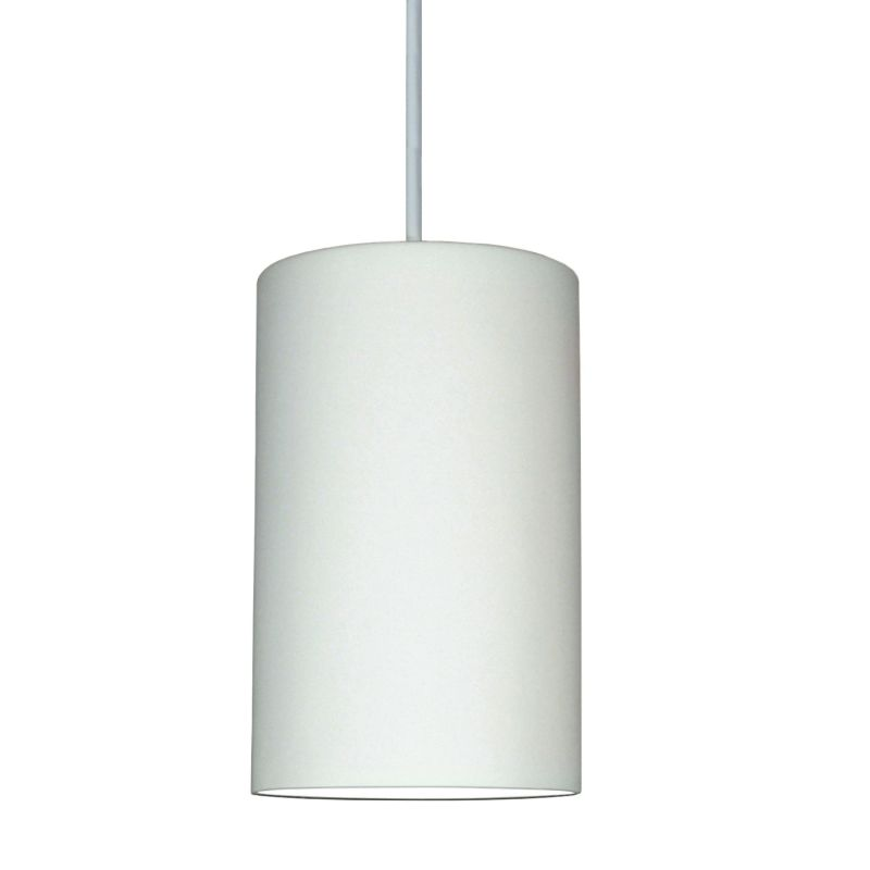 A19 P201 Modern Pendant Light Andros Cylinder Downlight from the Islands of Li