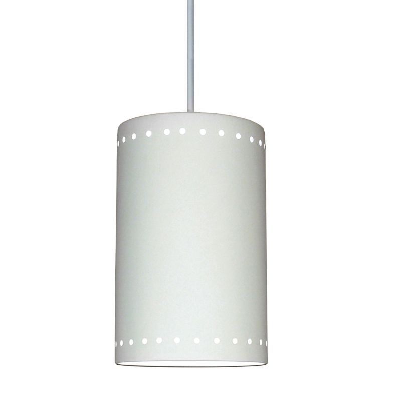 A19 P205 Delos One Light Pendant from the Islands of Light Collection
