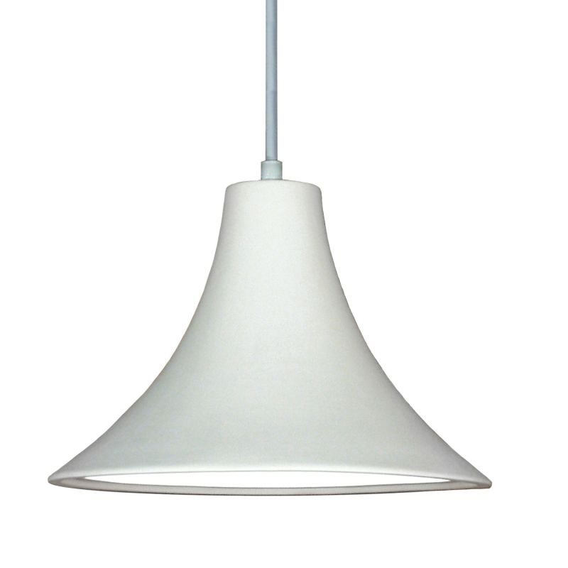 A19 P501 Madera One Light Pendant from the Islands of Light Collection