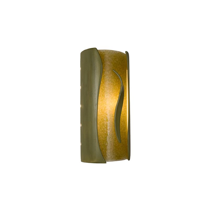 A19 RE119 Flare 1 Light Wall Washer Sconce from the reFusion Collection