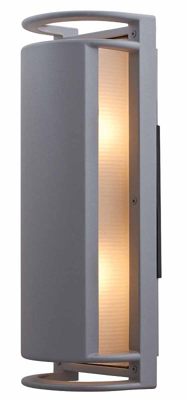 Access Lighting 20343 Two Light Ambient Lighting Outdoor Wall Sconce from the Po