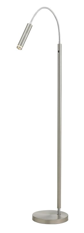 Adesso 3171-22 Eos 1 Light Modern LED Floor Lamp