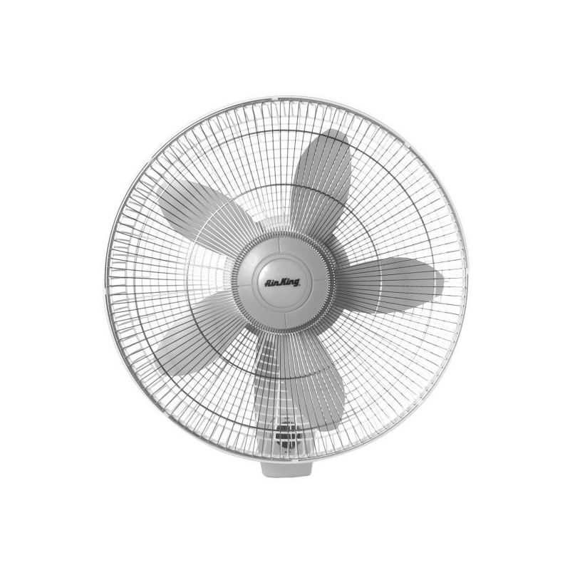 Wall Mount Air Circulator : Oscillating wall mount fan usa
