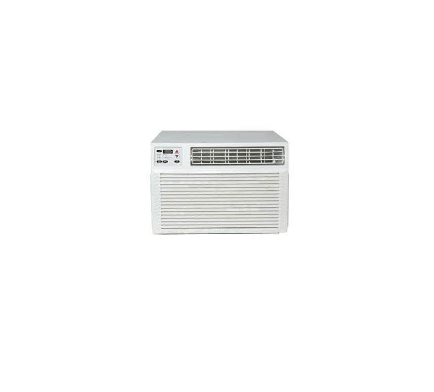 Amana AH123G35AX 11,600 BTU Room Air Conditioner with 10,700 BTU Heat Pump and u photo