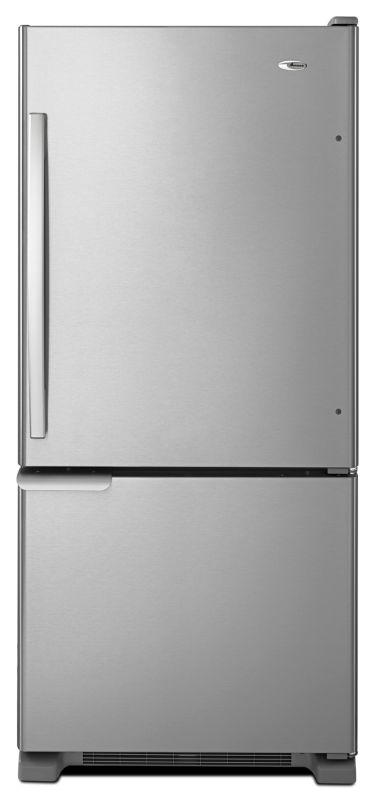 Amana ABB1921BR 30 Inch Wide 18.7 Cu. Ft. Bottom Mount Refrigerator with Adjusta photo