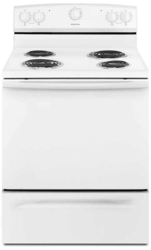 Amana ACR2303MF 30 Inch Wide 4.8 Cu. Ft. Free Standing Electric Range with Temp photo