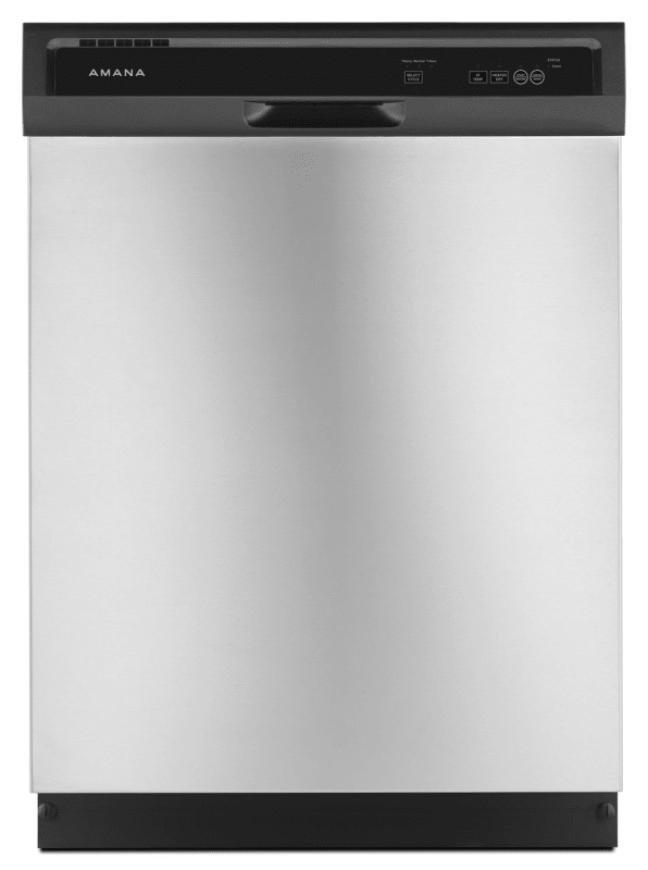 Amana ADB1400AG 24 Inch Wide 12 Place Setting Energy Star Rated Built-In Dishwas photo