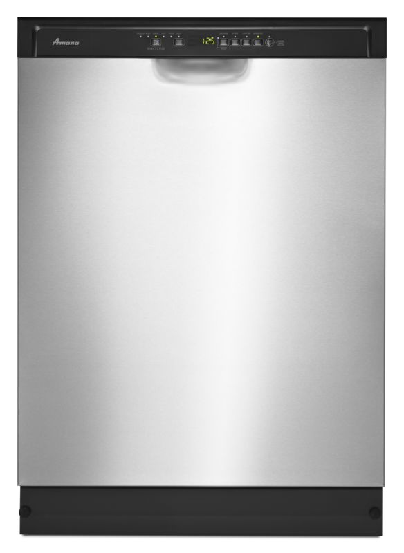 Amana ADB1700AD 24 Inch Wide Energy Star Rated Built-In Dishwasher with 1-Hour F photo