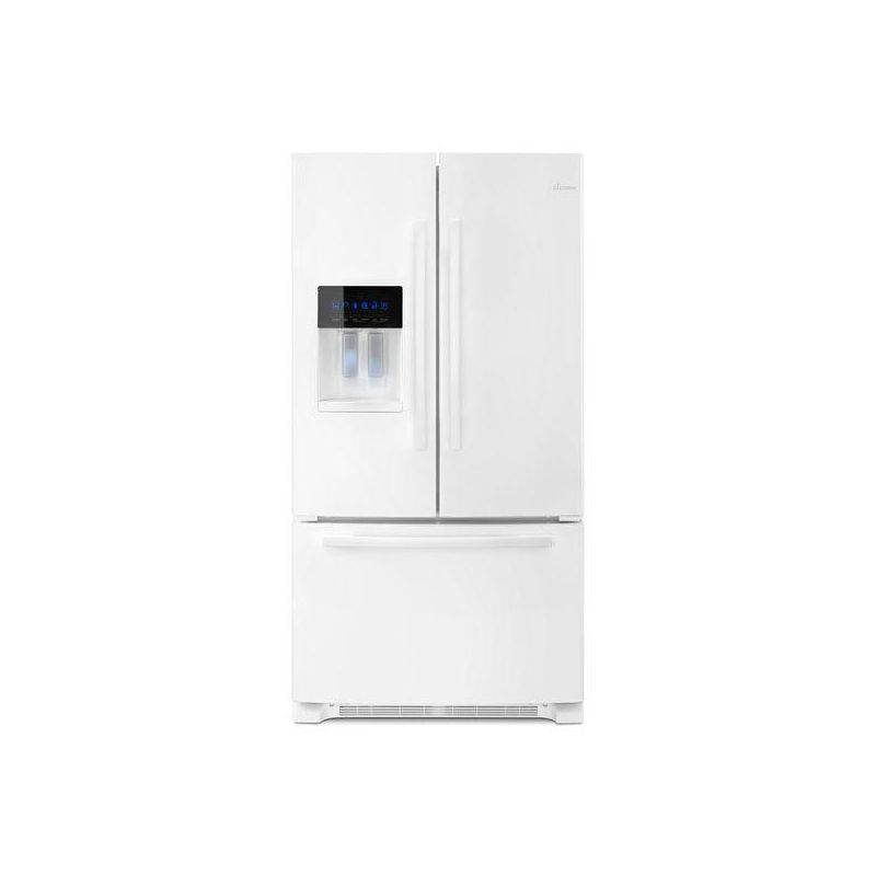 Amana AFI2539ER 36 Inch Wide 24.7 Cu. Ft. French Door Refrigerator with Full-Wid photo