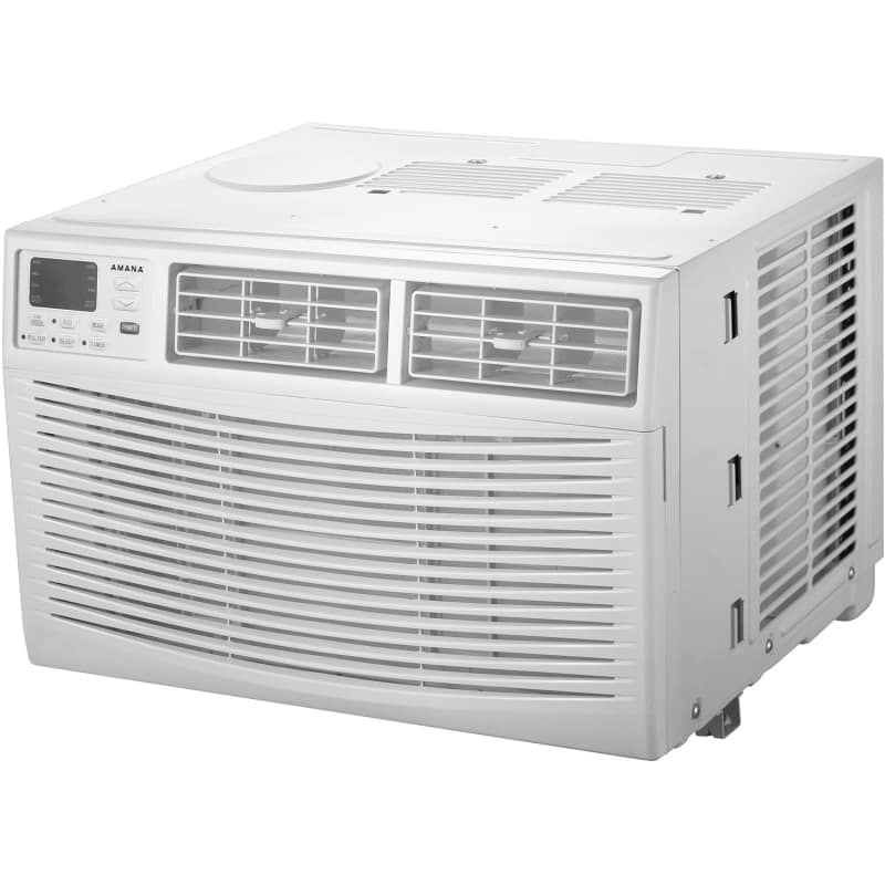 Amana AMAP081B 8000 BTU 115 Volt Window Air Conditioner and Dehumidifier with Ec photo