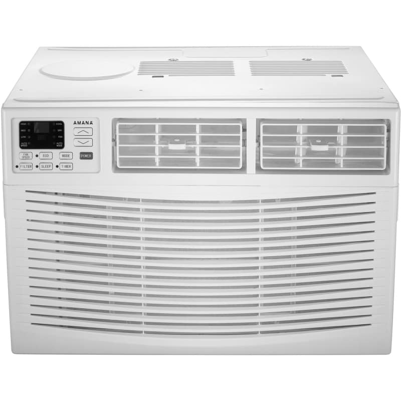 Amana AMAP182B 18000 BTU 230 Volt Window Air Conditioner and Dehumidifier with E photo