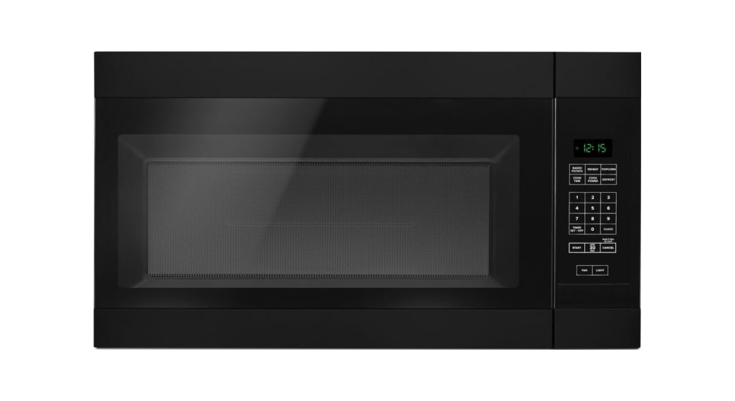 Amana AMV2307PF 30 Inch Wide 1.6 Cu. Ft. 1000 Watt Over-the-Range Microwave with photo