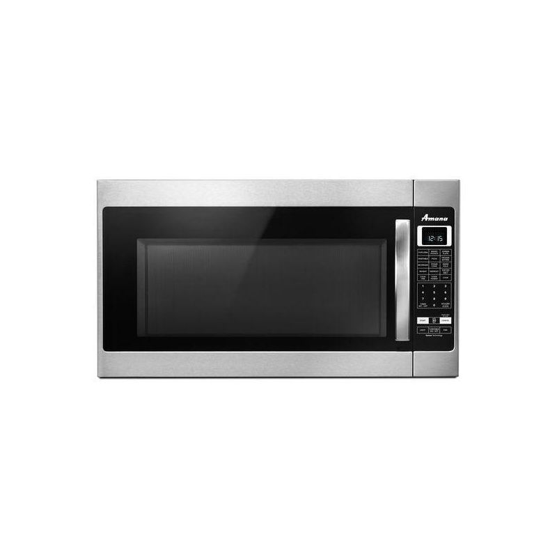 Amana AMV6502RE 30 Inch Wide 2 Cu. Ft. Over-the-Range Microwave with Sensor Cook photo