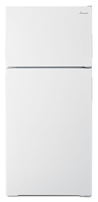 Amana ART104TFD 28 Inch Wide 14.3 Cu. Ft. Top Mount Refrigerator with Dairy Cent photo