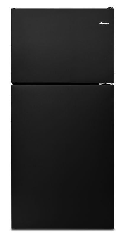 Amana ART308FFD 30 Inch Wide 18.2 Cu. Ft. Top Mount Refrigerator with Dairy Cent photo
