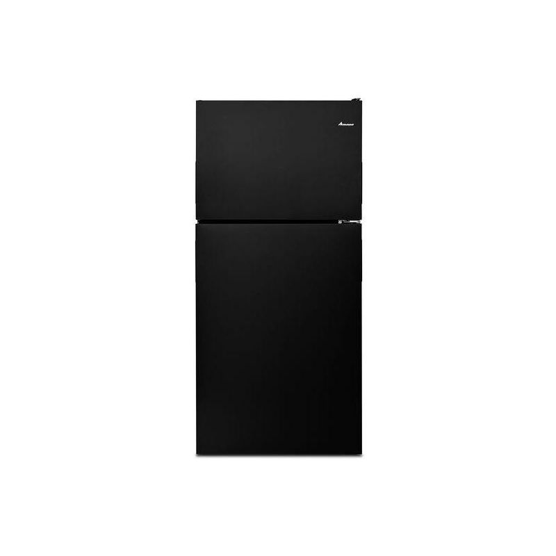 Amana ART318FFD 30 Inch Wide 18.15 Cu. Ft. Top Mount Refrigerator with Flip-Up S photo