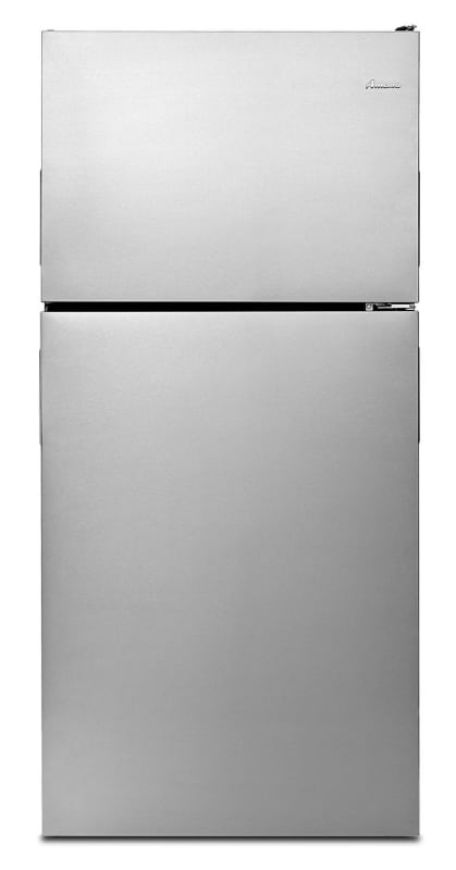 Amana ART348FFF 30 Inch Wide 18.15 Cu. Ft. Energy Star Rated Top Mount Refrigera photo