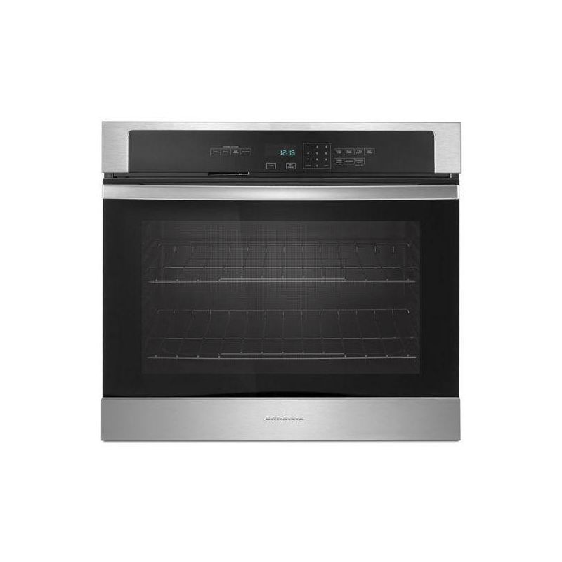 Amana AWO6313SF 30 Inch Wide 5 Cu. Ft. Single Electric Oven with Temp Assure Coo photo