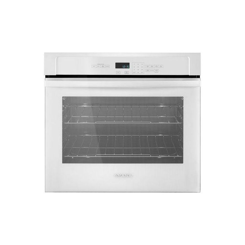 Amana AWO6317SF 27 Inch Wide 4.3 Cu. Ft. Single Electric Oven with Temp Assure C photo
