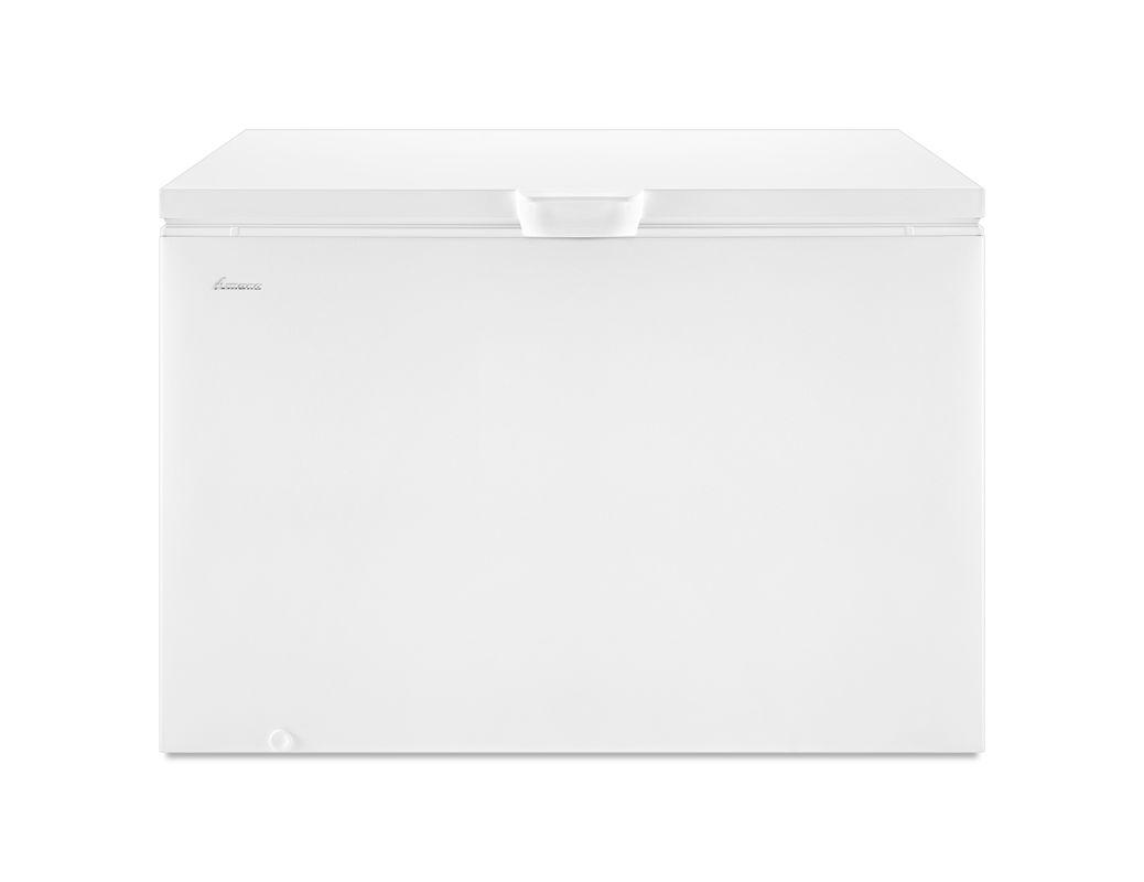 Amana AZC31T15D 47 Inch Wide 14.8 Cu. Ft. Chest Freezer with Deepfreeze Technolo photo