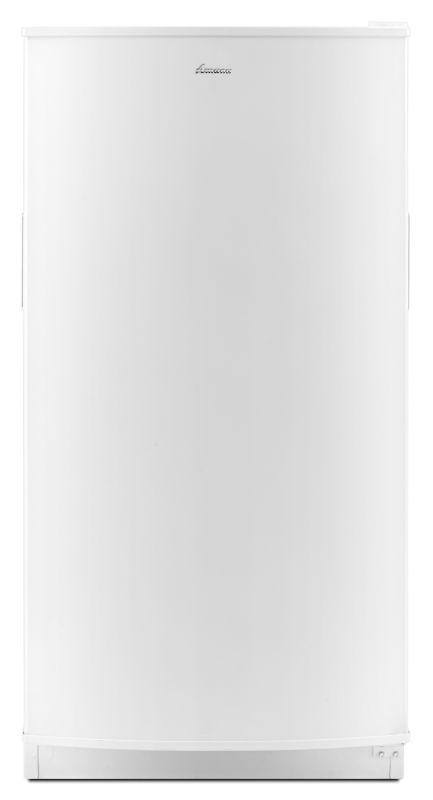 Amana AZF33X16D 30 Inch Wide 15.7 Cu. Ft. Upright Freezer with Deepfreeze Techno photo