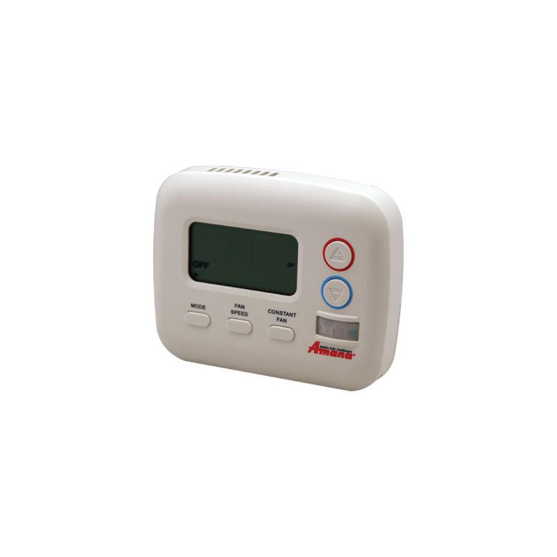 Amana DS01E Electronic Programmable DigiStat Thermostat with Touch Pad Controls photo