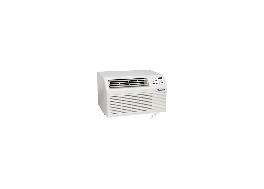 Amana PBC093E00BB 9,200 BTU Through-the-Wall Air Conditioner with Electronic Tou photo