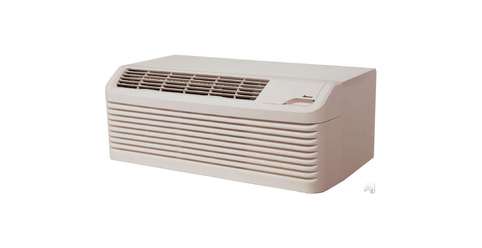 Amana PTC093G35CXXX 9,000 BTU Packaged Terminal Air Conditioner with 3.5 kW Elec photo
