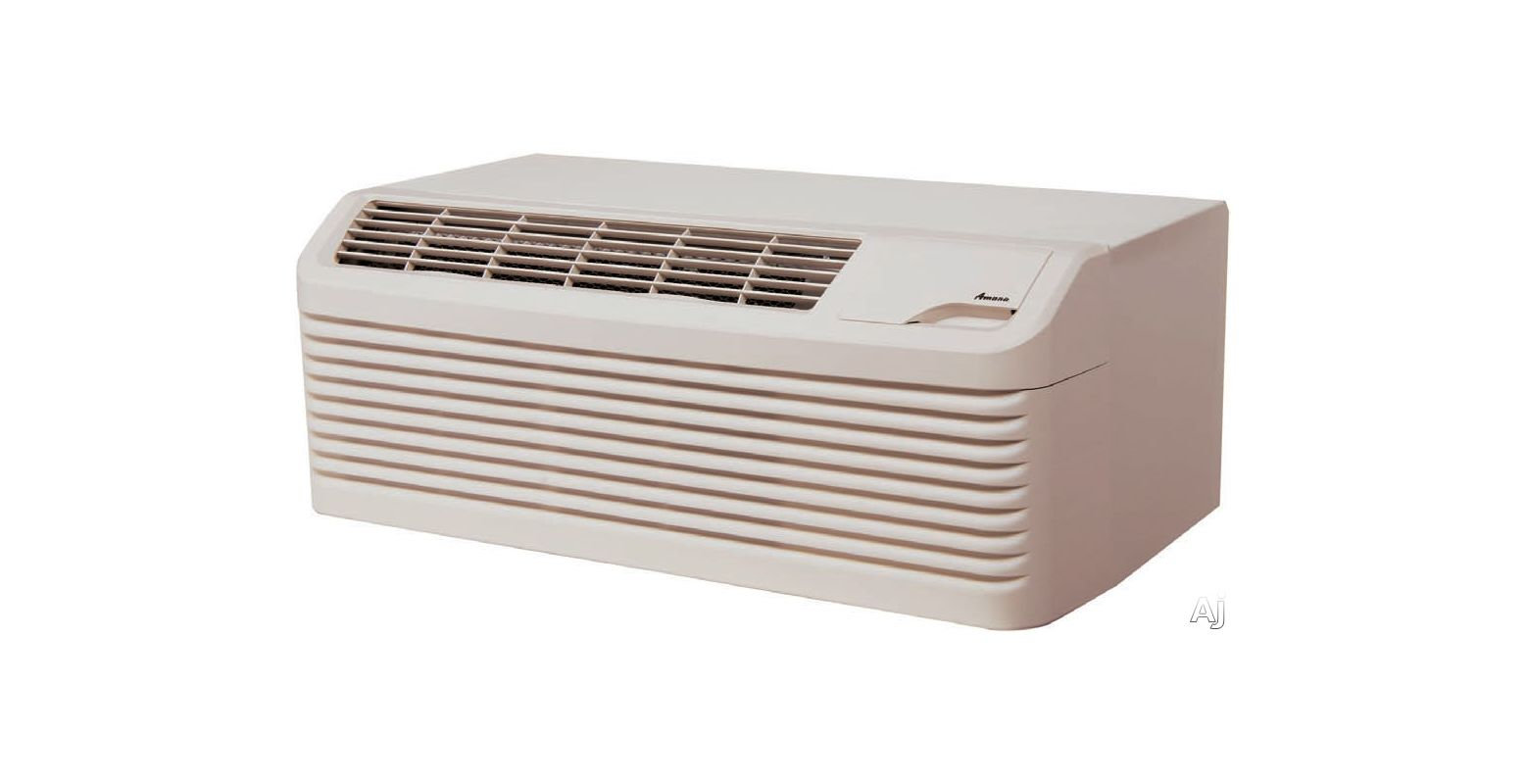 Amana PTC153G35AXXX 15,000 BTU Packaged Terminal Air Conditioner with 3.5 kW Ele photo