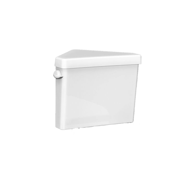 American Standard 4189D.004 Cadet Pro Triangle Toilet Tank Only - Left Mounted T