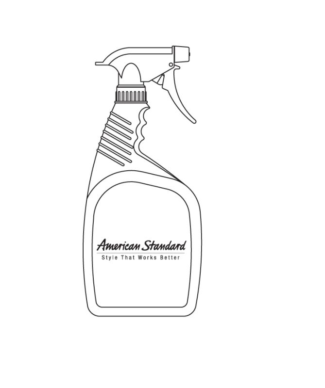 033056729588 UPC - American Standard Acrylic Tub And Shower Cleaner ...