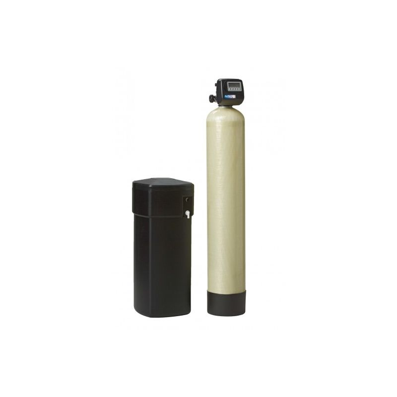 AquaPure CWS150ME 11.1 GPM Water Softener System with Brine Tank