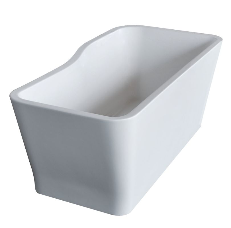 "Avano AV6931OESXCWXX Freestanding Bathtubs 68-7/8"" Acrylic Soaking Bathtub for F"