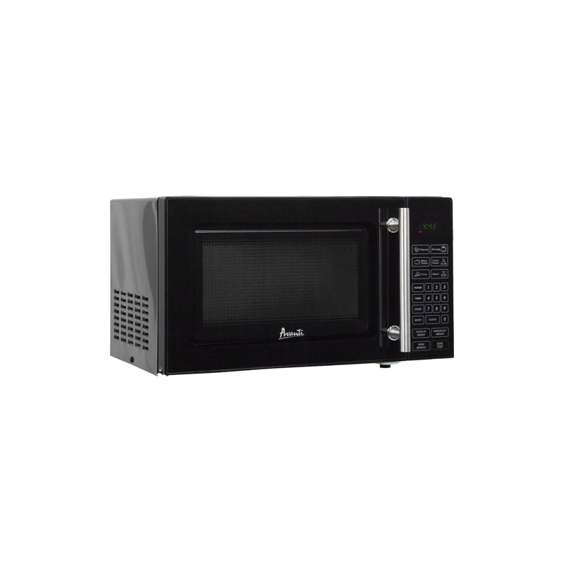 Avanti MO8003 0.8 Cubic Foot Black Microwave Oven photo