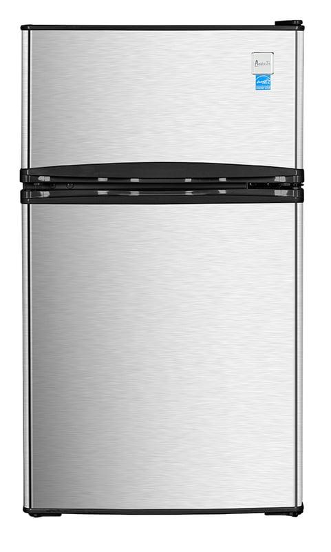 Avanti RA31B Energy Star 3.1 Cu. Ft. Two Door Compact Refrigerator/Freezer photo
