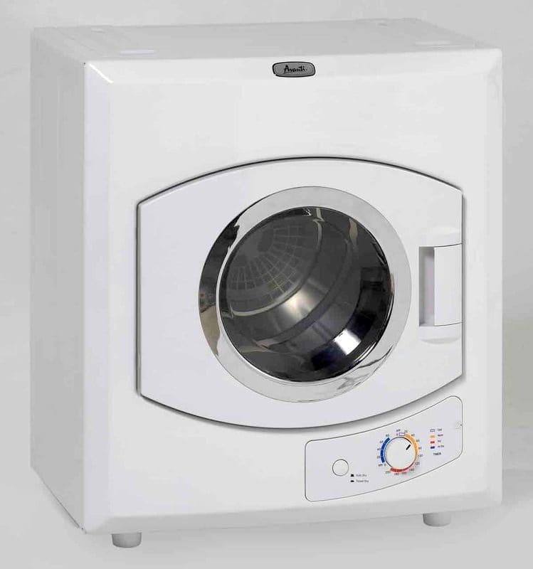 Avanti D110-1IS 24 Inch Wide 2.6 Cu. Ft. Electric Dryer with 120 Volt Plug photo