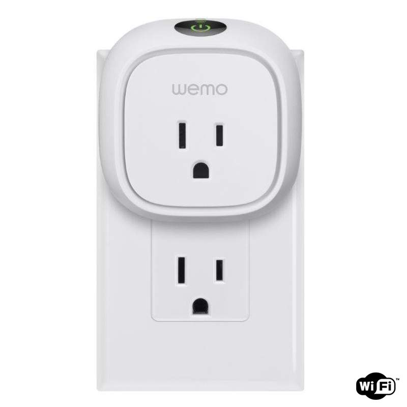 Belkin F7C029FC WeMo Insight Smart Home Appliance Module with Energy Monitoring photo