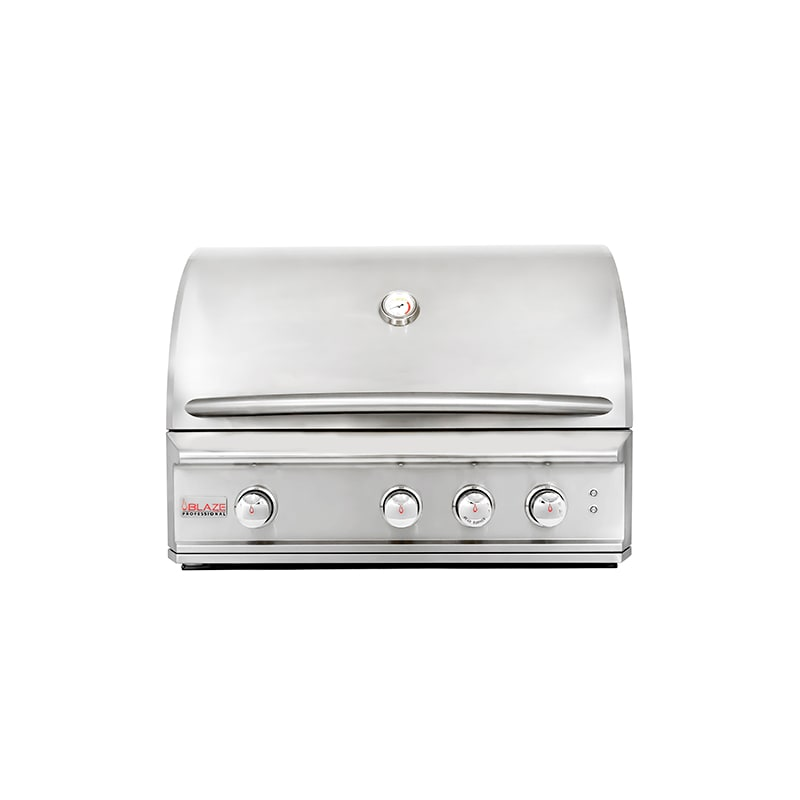 Blaze Grills BLZ3PRONG Professional 34 Built-In 3-Burner Natural Gas Grill photo